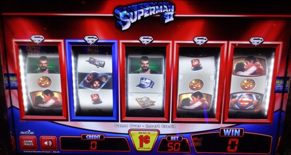 Superman´s Slot Machine