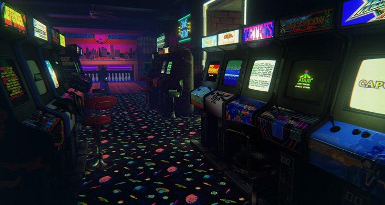 25 arcades míticos de los 80/90