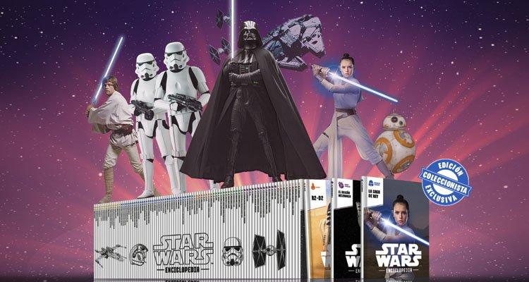 Reseña coleccionable Enciclopedia Star Wars de Planeta deAgostini ¡Ya a la venta!