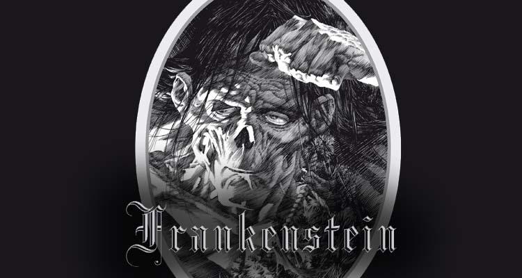 Reseña del libro ilustrado de Frankenstein