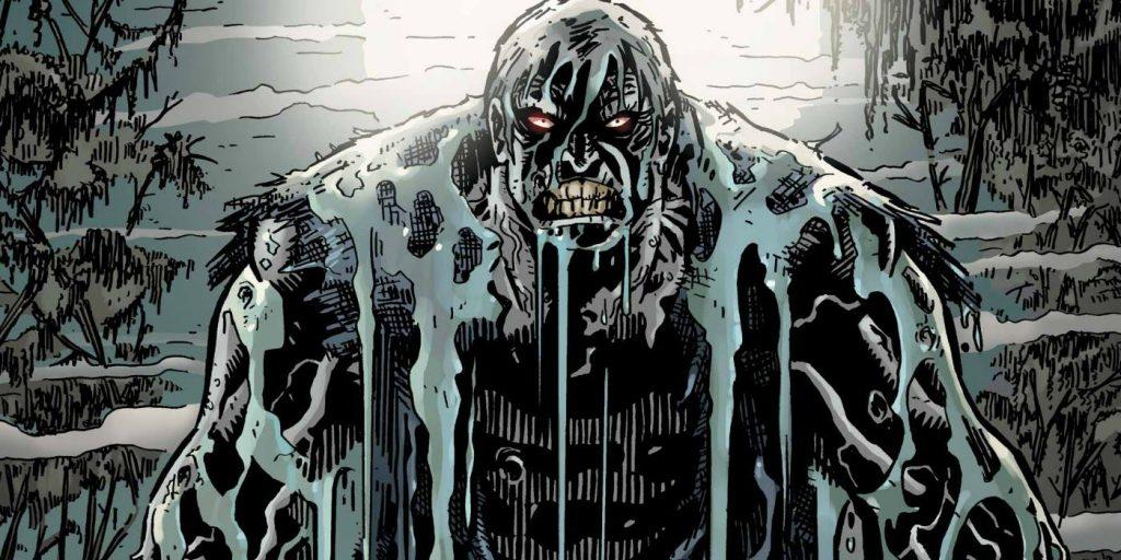 Solomon Grundy un villano digno de una película de terror