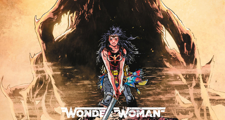 Wonder Woman: Tierra Muerta Vol.1, de Daniel Warren Johnson [RESEÑA]