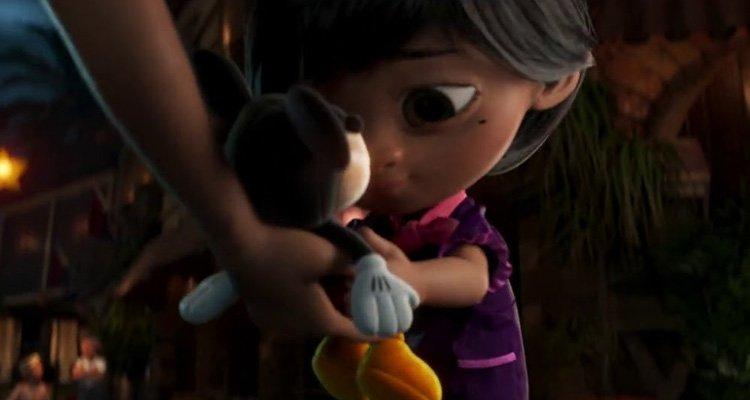 Historias que nos unen - Corto navidad 2020 Disney