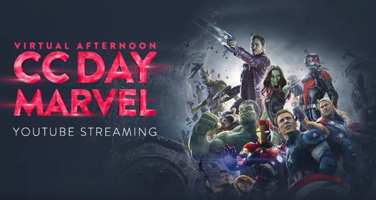 CC-DAY Marvel Movie Collection