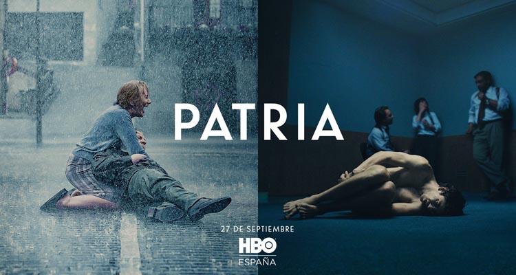 Poster serie Patria HBO