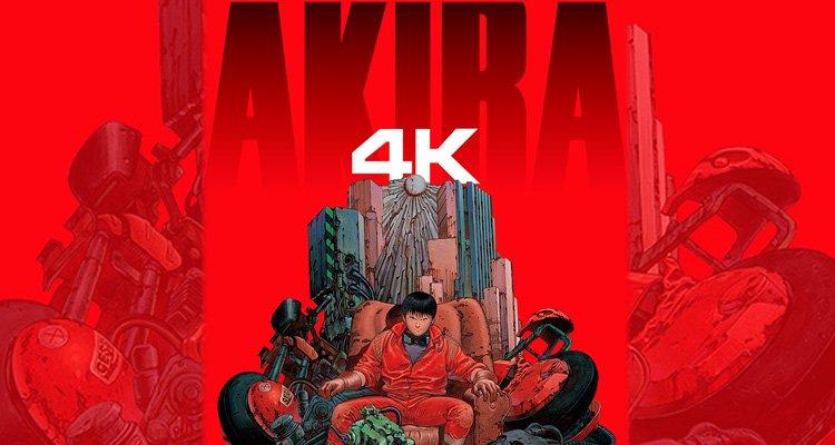 Estreno Akira 4K en España