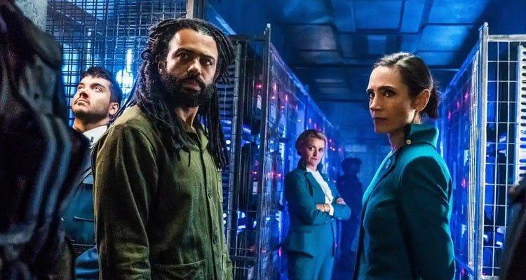 Imagen de la primera temporada de la serie Snowpiercer (Rompenieves)