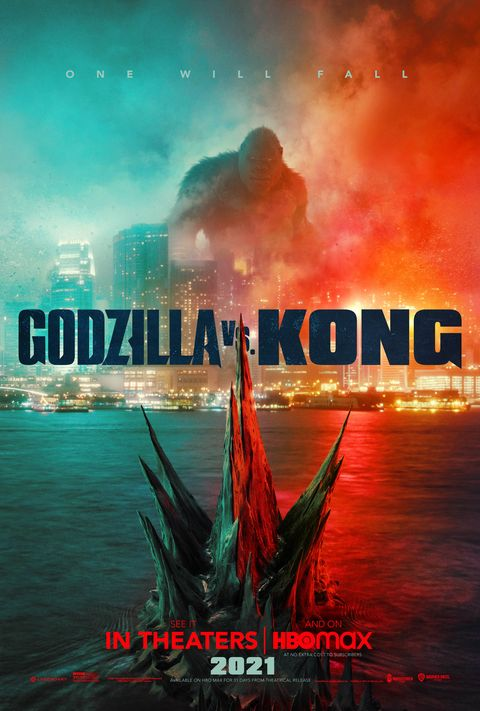 Poster Godzilla vs Kong