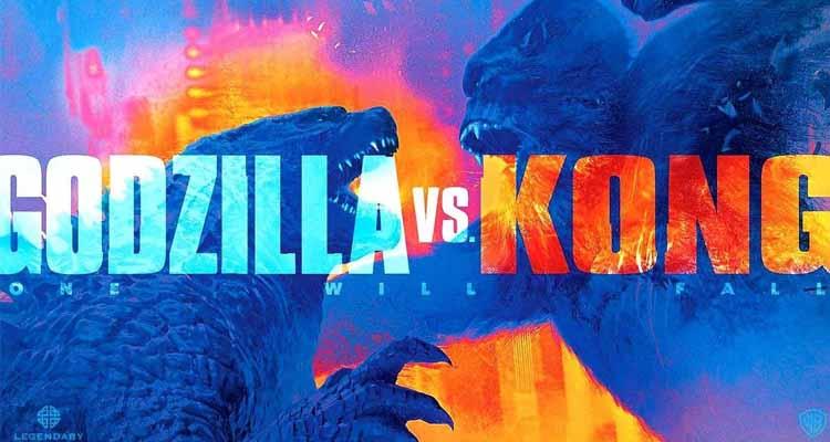 Godzilla vs Kong Trailer español