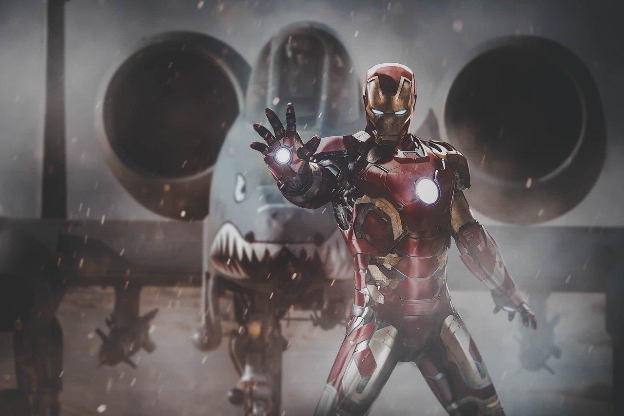 Iron Man películas de acción que no te puedes perder