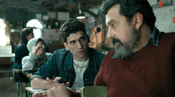 Paco Tous y Jaime Lorente