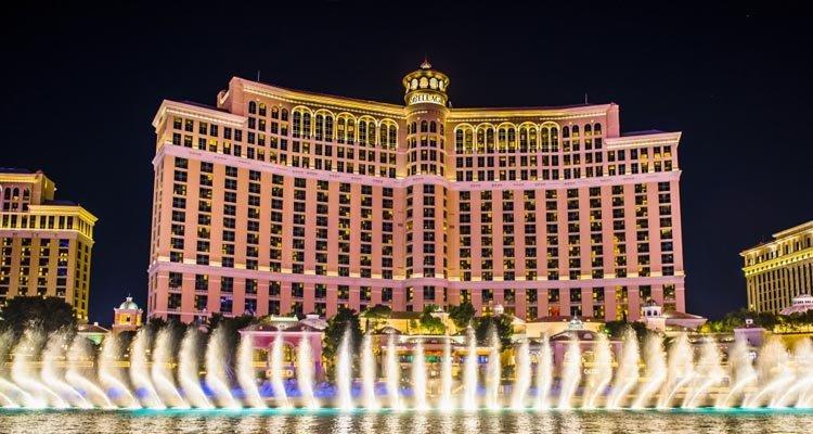 Casinos de cine Bellagio