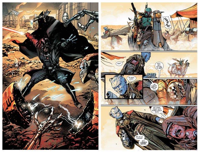 Detalles Star Wars - Era de la Rebelión: Villanos
