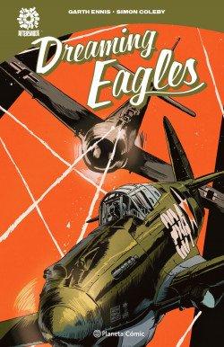 Portada cómic Dreaming Eagles