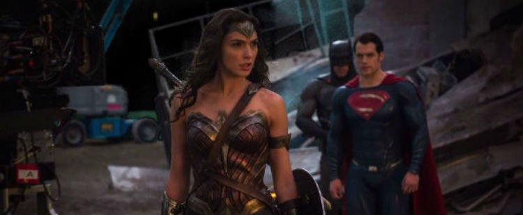 Gal Gadot en Batman V Superman