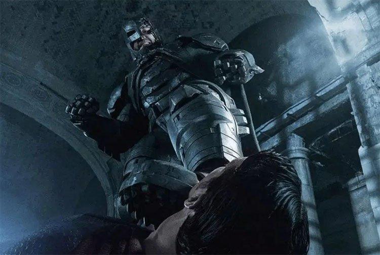 La escena de las Martas en Batman V Superman