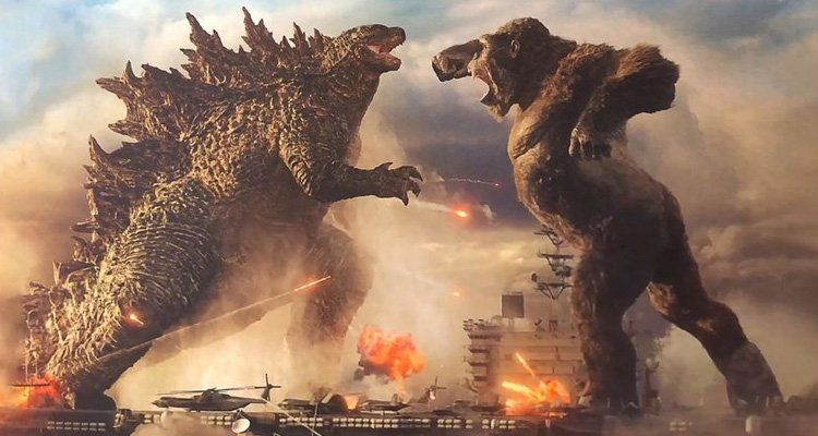 Crítica Godzilla vs Kong