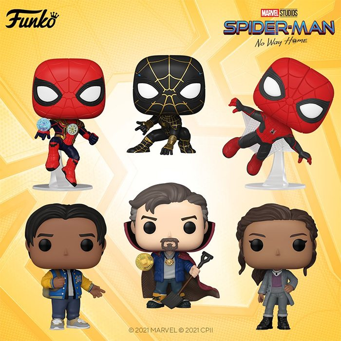 Funkos Spider-Man: No Way Home