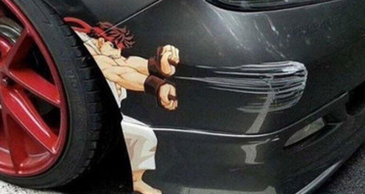 Accesorios frikis para coches