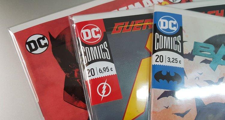 Comics confundas free acid y backings boards