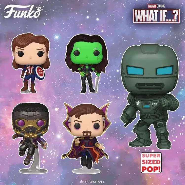 Funkos Marvel What If?