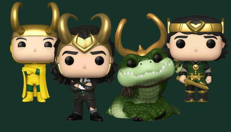 Funkos Loki