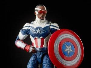 Figura Marvel LEgend Captain America Sam Wilson