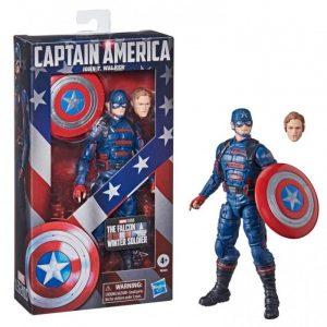 Figura Marvel LEgend USA AGENT