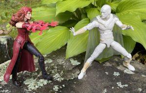 Figura Marvel LEgend Wanda Vision