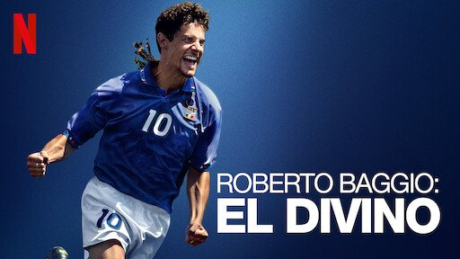 Roberto Baggio, el Divino
