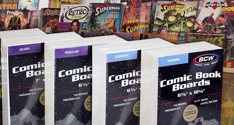 Fundas para cómics